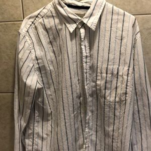 Aeropostale casual button up size large